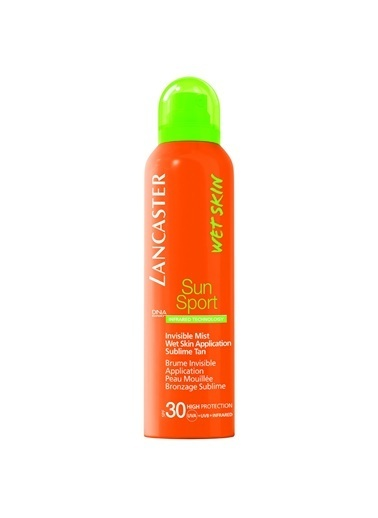 Lancaster Sun Sport Wet Skın Spray Spf30 200Ml Renkli